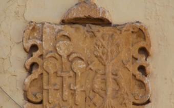 Escudo de la fachada (MR)