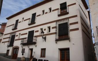 Fachada de la calle Santisteban en la actualidad (MR)