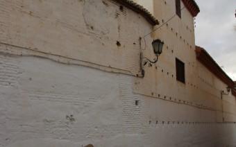 Trasera del convento de la Concepción en la calle Ibáñez (MR)