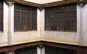Segundo patio en el año 2009 (JmGM)