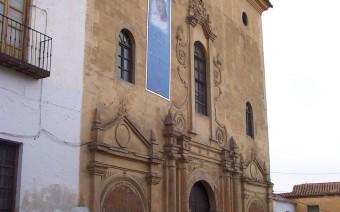 Fachada de la iglesia en la actualidad (JmGM)