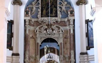Santo Domingo Capilla nueva  del Rosario Gómez Moreno (JmGM)