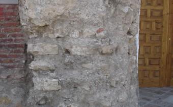 Torre en el palacio de Villalegre (JMC)