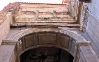 Interior de la iglesia (JmGM)