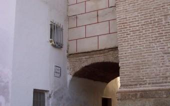 San Miguel, arco de Mensafies (MR)