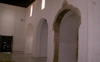 Interior restaurado de la nave principal (PE)