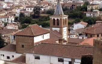 Vista desde la Alcazaba (JmGM)