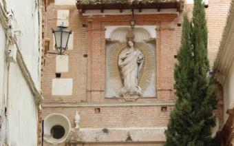 Entrada al convento (MR)