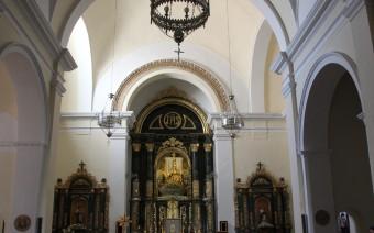 Nave principal de la iglesia (JmGM)