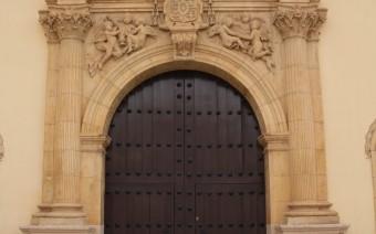 Portada de la iglesia (EC)