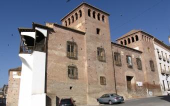 Fachada del palacio en la actualidad (JmGM)