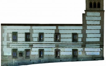 Villalegre fachada Oeste