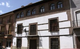 Fachada de la calle Gloria (JmGM)