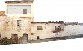 Fotogrametría de la calle de la Tercia