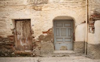 Detalle de los accesos a la vivienda (MR)