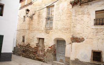 Fachada calle de la Tercia (MR)