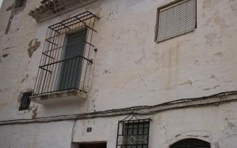 Balcón de la calle de la Tercia 5 (MR)