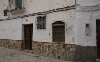 Fachada calle de la Tercia 5 (MR)