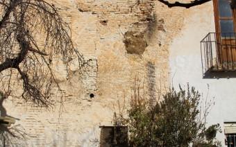 Fachada de la Travesía de la Muralla (IS)