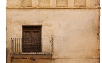 Fachada de la calle Carlos Ros
