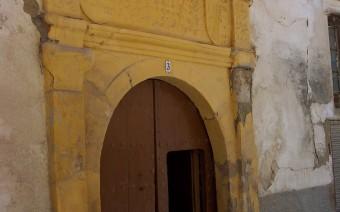 Portada del palacio de los Mendoza (JmGM)