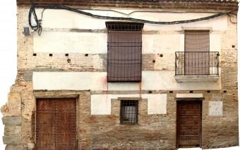 Fotogrametría de la calle Concepción