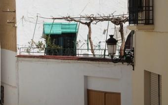 Lateral de la crujía de fachada (MR)