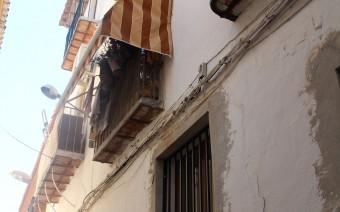 Aspecto actual de la fachada principal (MR)