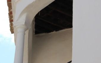 Detalle del balcón esquinero (JmGM)