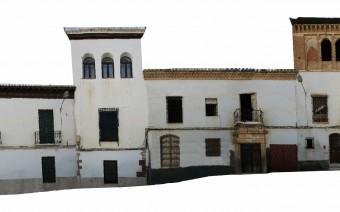Calle Duende a la izquierda la casa