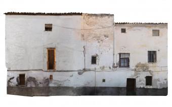 Fotogrametría del callejón de la Tahona