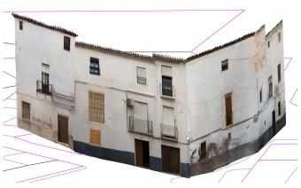 Vista tridimensional del edificio