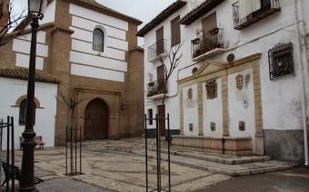 Caño e iglesia de Santa Ana (MR)