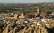 Vista de la alcazaba desde el Sur