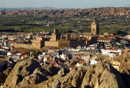 Alcazaba - Vista Desde Sur