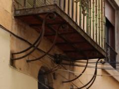 Detalle del balcón (MR)
