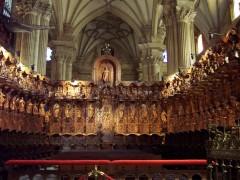Coro de la catedral (JmGM)