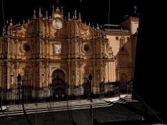 Escaner 3D de la fachada de la catedral (JAB)