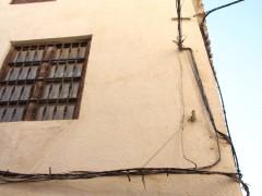 Esquina de la calle Hospital (MR)