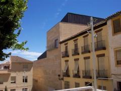 Plaza de Santa Luparia y auditorio Mira de Amezcua (JmGM)