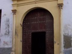 Portada del convento de San Agustin (JmGM)