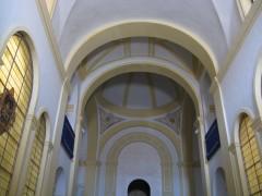 Interior tras la reciente intervención