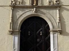 Portada Santo Domingo. Gómez Moreno (JmGM)