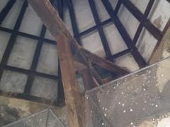 Interior del chapitel de la torre (EG)