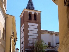 Torre desde calle Santiago (JmGM)