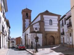 Exterior de la iglesia de Santa Ana (JmGM)
