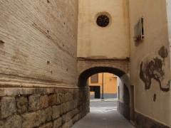 Arco desde la calle (IS)