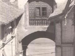 Imagen antigua del interior de la puerta (RP)
