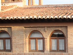 Galería superior y torreón (IS)