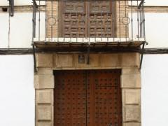 Puerta y balcón (MR)